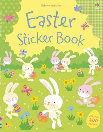 Usborne: Easter Sticker Book