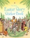 Usborne: Easter Story Sticker Book