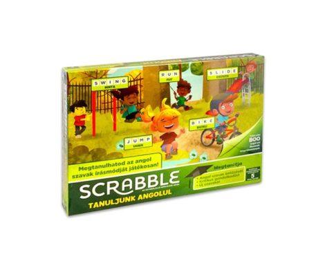 Tanuljunk Angolul - Scrabble – szóalkotó társasjáték