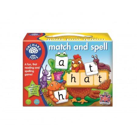Betűzd és párosítsd! Orchard Toys 004