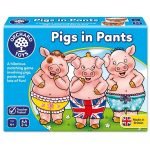 Malackák nadrágban (Pigs In Pants) ORCHARD TOYS