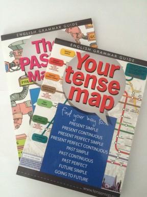 DUO PACK  1 Tense Map + 1 Passive Machine