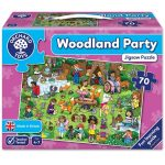Erdei piknik ORCHARD  70 db-os puzzle