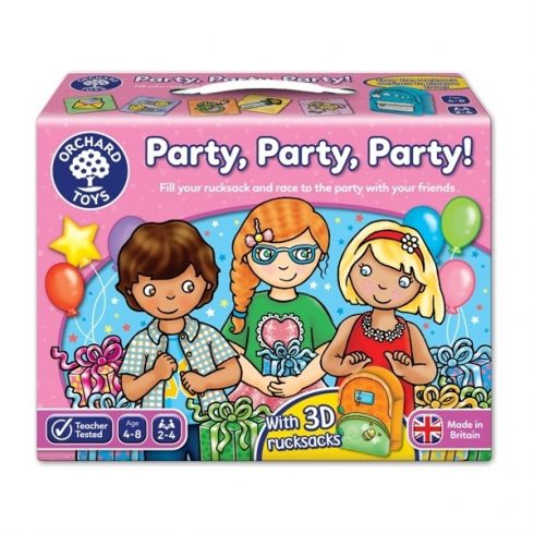 Party, party, party (ORCHARD TOYS)
