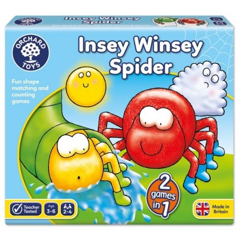Insey Winsey Spider  ORCHARD TOYS