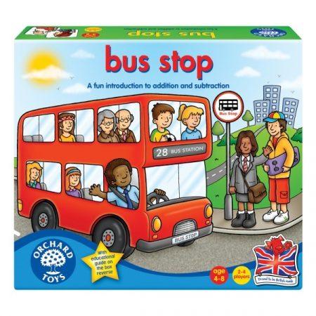 Buszmegálló (Bus Stop) társasjáték, Orchard Toys OR032