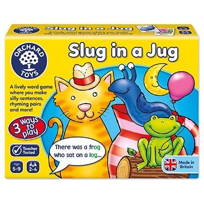 OR011 Angol szójáték rímpárokkal (Slug in a Jug) Orchard Toys 011