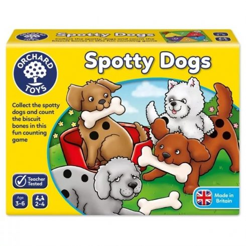 Spotty Dogs ORCHARD