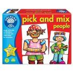 Rakd össze az embereket! (Pick And Mix People) ORCHARD 008