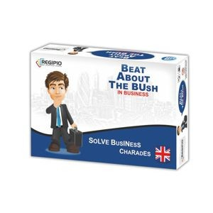 Beat About the Bush in Business Language Game