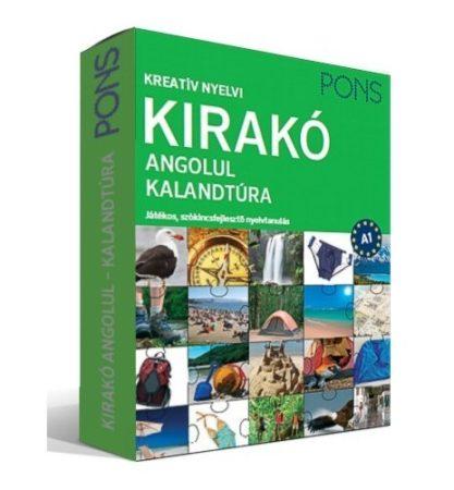 Pons Kirakó Angolul - Kalandtúra