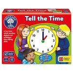OR015 Mondd meg, hány óra van! (Tell The Time) Orchard Toys 015