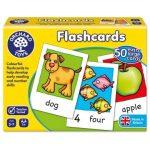 OR019 Szókártyák (Flashcards) Orchard Toys019