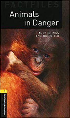 Animals in Danger Factfiles - A1-A2