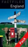 England - Obw Factfiles Level 1. Audio Cd Pack