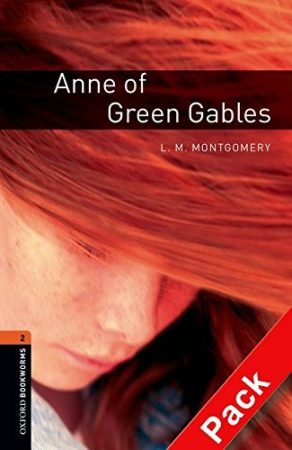 Anne of Green Gables with Audio CD - A2-B1