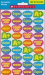 Awesome Words - 180 Stickers