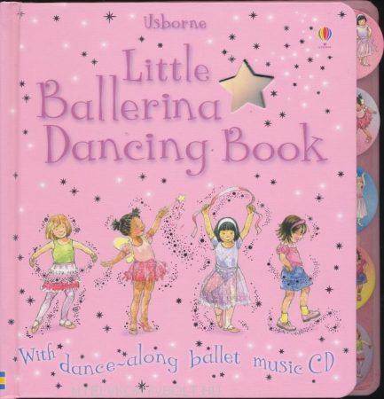 Usborne Little Ballerina Dancing with CD