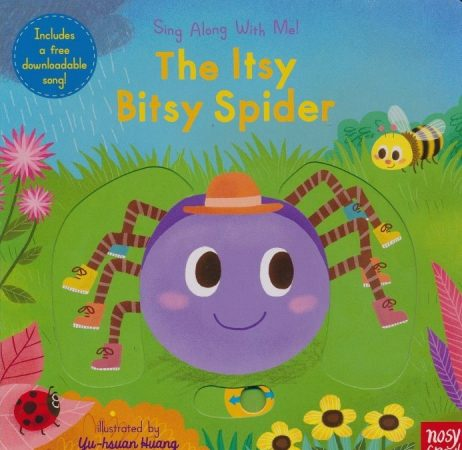 Sing Along with Me! The Itsy Bitsy Spider
