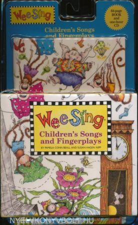 Wee Sing Children's Songs and Fingerplays with Audio CD