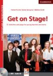 Get on Stage! Teacher's Book with DVD-ROM