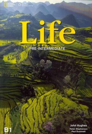 LIFE Pre-intermediate Student's Book with DVD