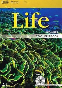 LIFE Beginner Teacher's book with Class Audio CDs (2)