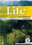 LIFE Pre-intermediate Workbook with audio CDs (2)