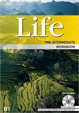 LIFE Pre-intermediate Workbook with audio CDs (2)