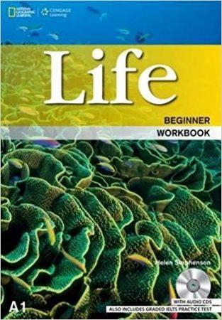 LIFE Beginner Workbook with audio CDs (2)