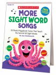 More Sight Word Songs with Free Audio Download