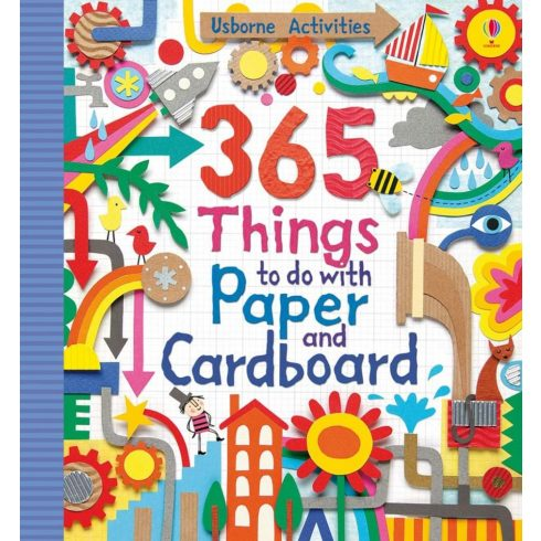 365 Things to Do with Paper and Cardboard