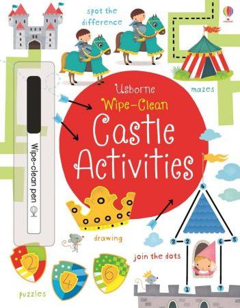 Wipe-Clean Castle Activities