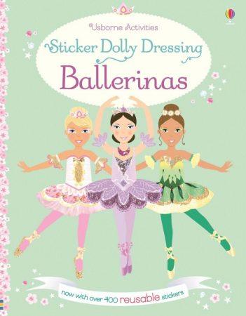 Ballerinas (Sticker Dolly Dressing)