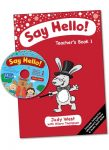 Say Hello Teacher's Book with Multi-ROM Level 1