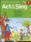 Act & Sing 1 with CD