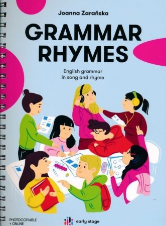 GRAMMAR RHYMES TEACHER'S PACK