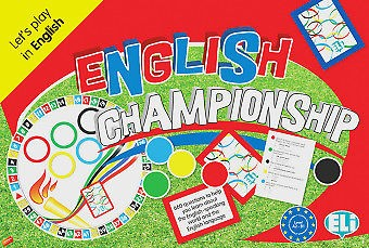 English Championship - Let's play in English