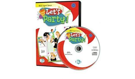 Let's Party! CD-ROM - ELT Digital Games