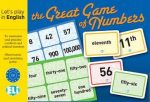 The Great Game of Numbers - Let's play in English