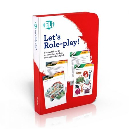 Let's Role-play! - Illustrated cards to stimulate spoken interaction in English
