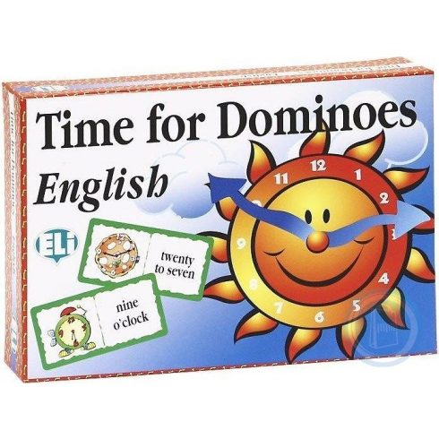 Time for Dominoes - Let's Play in English