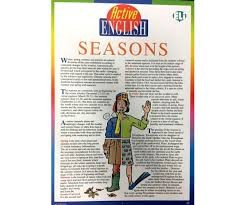 Active English – Seasons