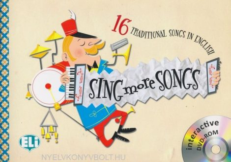 Sing More Songs with Audio CD