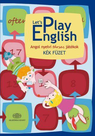Let's Play English -Angol Nyelvi Társas Játékok