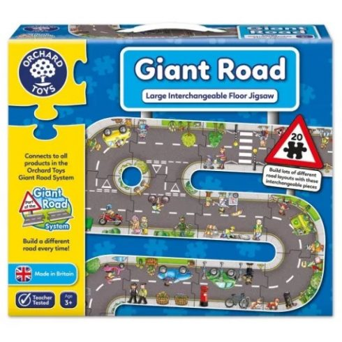Giant Road, ORCHARD TOYS OR286